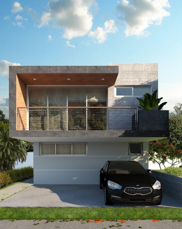 Casa en venta Mazatlán Modelo D